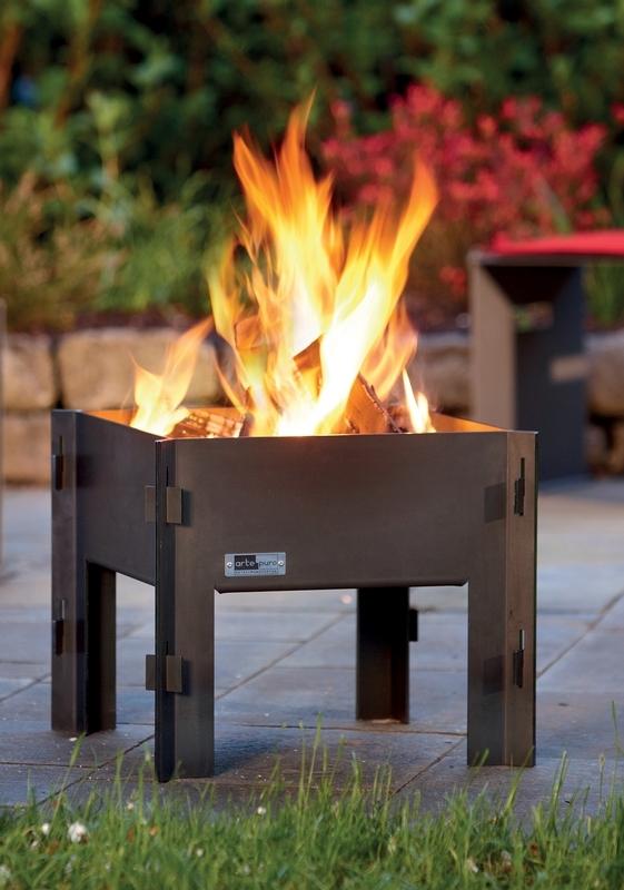 Feuerstellen und Grills - Weber Metallgestaltung